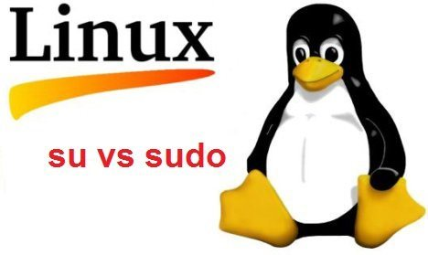 Linux - su vs sudo