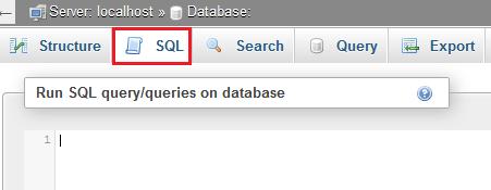 Click SQL
