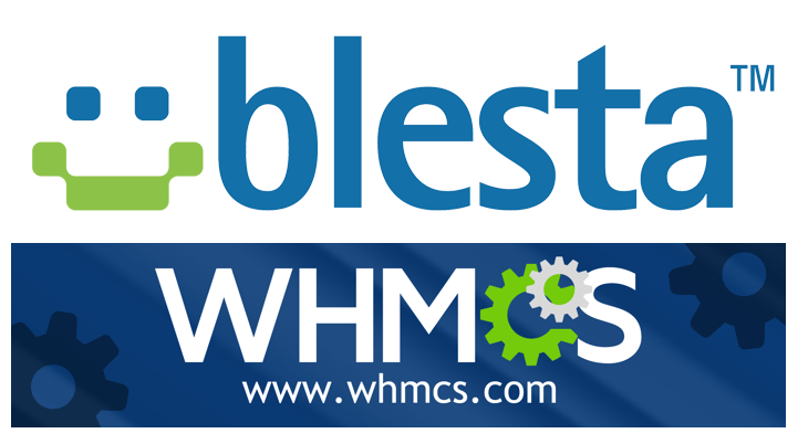 WHMCS and Blesta