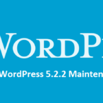 WordPress 5.2.2