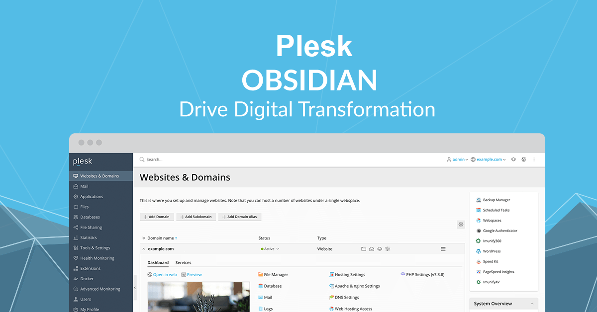 Read more about the article Plesk Editions Comparison