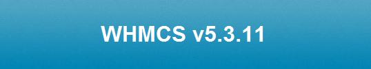 WHMCS v5.311
