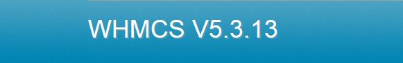 WHMCS v5.3.13 released